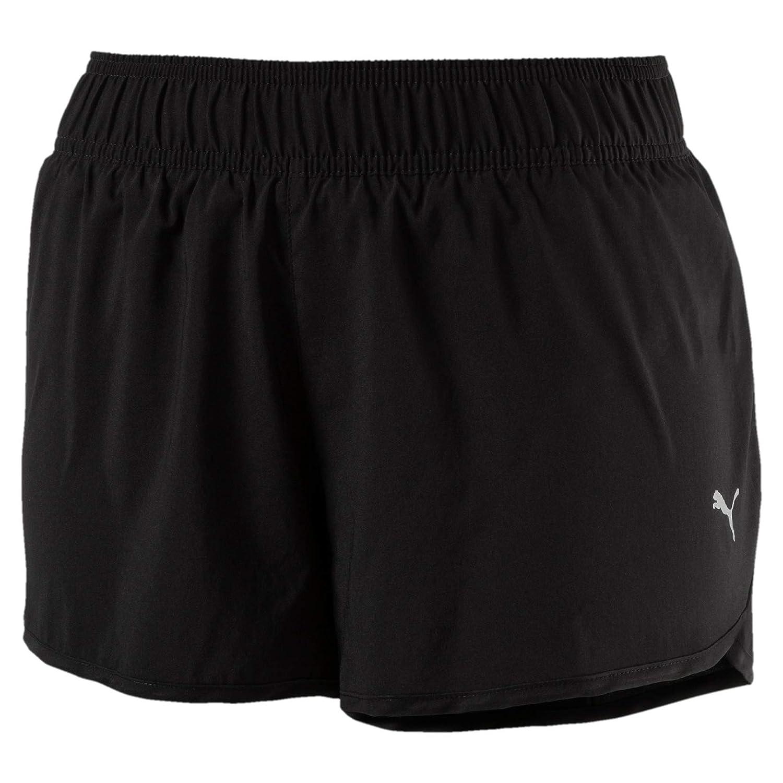 TALLA XL. Puma Core-Run 3` Shorts W Pantalones Cortos, Mujer