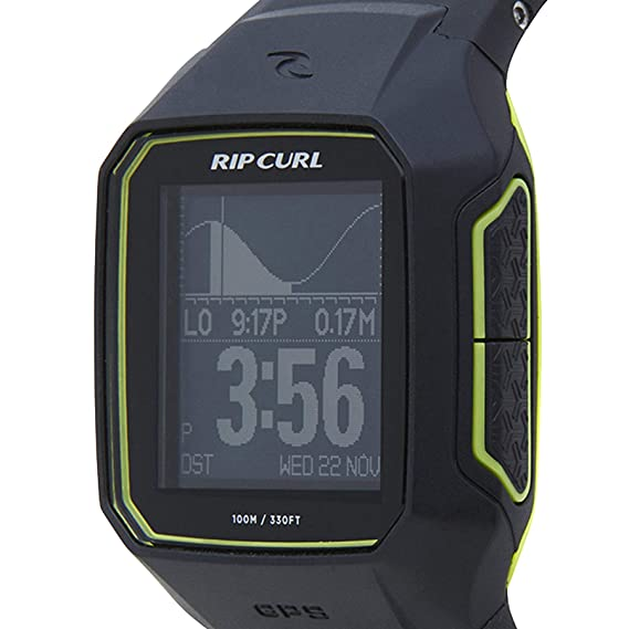 RIP CURL Search GPS Serie 2 Smart Surf Watch Amarillo - Unisex ...