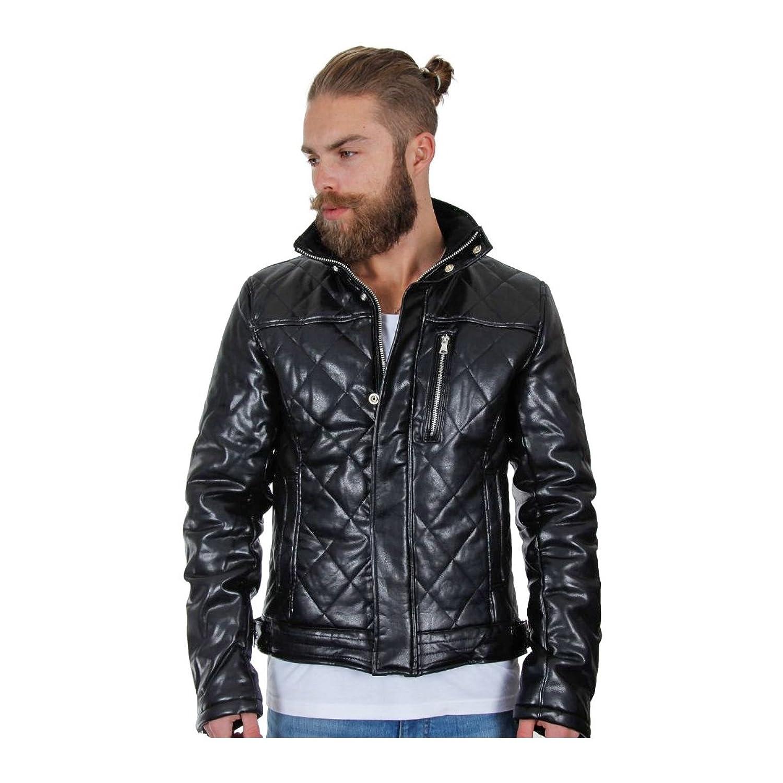 Red Bridge Men Jackets / Leather Jacket PU Leather