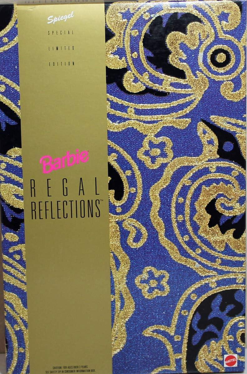 Mattel Barbie - Regal Reflections 1992 Direct Max 70% OFF sale of manufacturer Li Spiegel Special