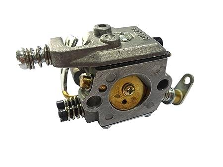 CTS Carburador para ZENOAH Komatsu 2500 25cc Motosierra