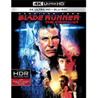 Blade Runner: The Final Cut 4K UHD on Blu-Ray