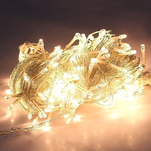 Led Rope Lights On Amazon: LED Christmas String Lights: Amazon.com