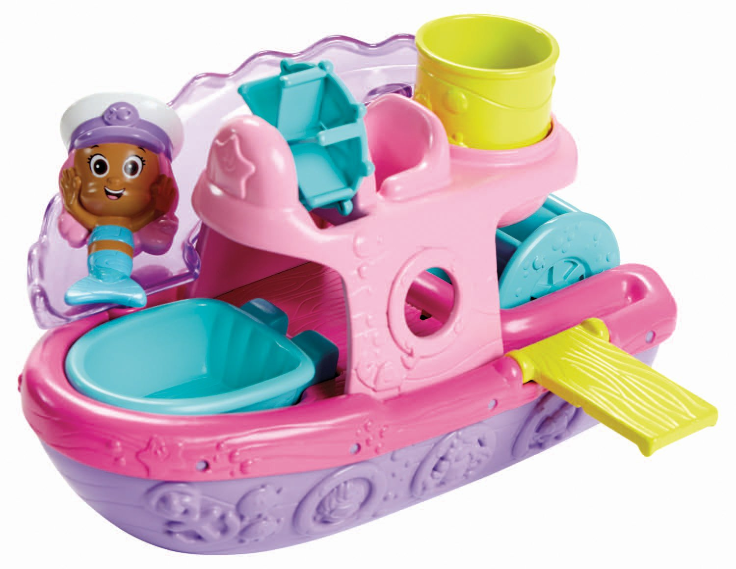 Fisher Price Nickelodeon Bubble Guppies Splash And Slide Bubble Boat:  Amazon.ca: Toys U0026 Games