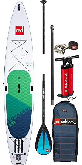 Red Paddle Co - Sup Stand Up Paddle Boarding - Voyager Plus 13;2 ...