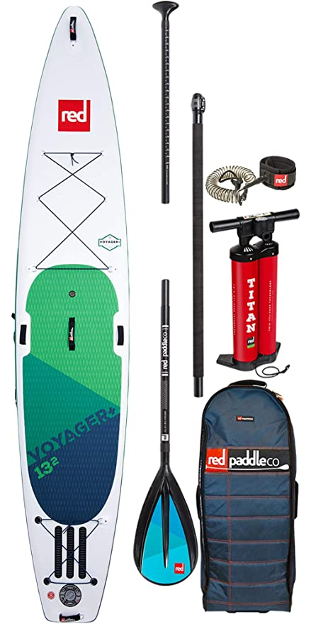 Red Paddle Co - Sup Stand Up Paddle Boarding - Voyager Plus ...
