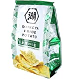 湖池屋 KOIKEYA PRIDE POTATO 濃厚のり塩 63g×12袋