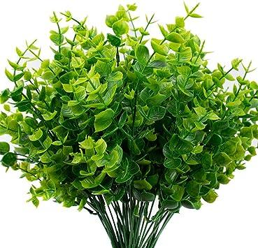 "7/""  Boxwood Picks Plastic Filler Greenery Flowers Centerpieces Decor 6"