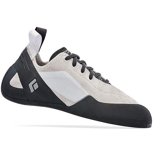 Black Diamond Men/'s Zone Climbing Shoes 9.5 Aluminum