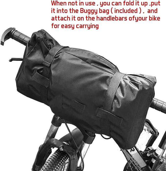 Amazon.com: EricSuperStore - Bolsa de transporte plegable ...