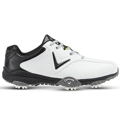 Callaway 2017 Chev Confort Chaussures De Golf - Blanc / Noir/gris QiVtLMx