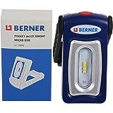 Berner Delux–Lámpara de taller led bombilla