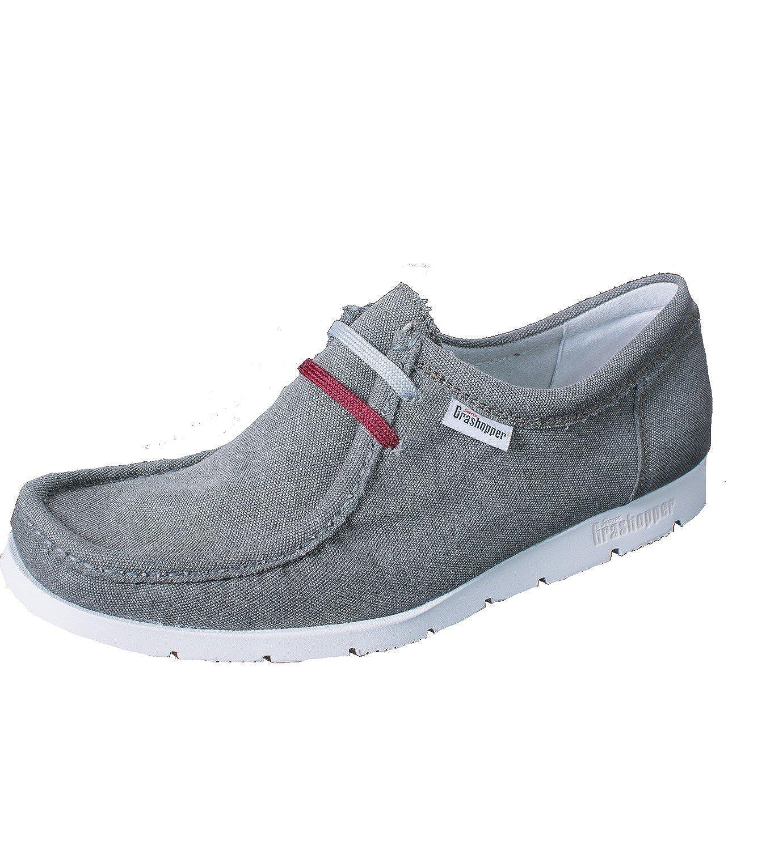 Sioux Grashopper Herren Canvas Mokassin Schuhe Schuhe Mokassin f47a93
