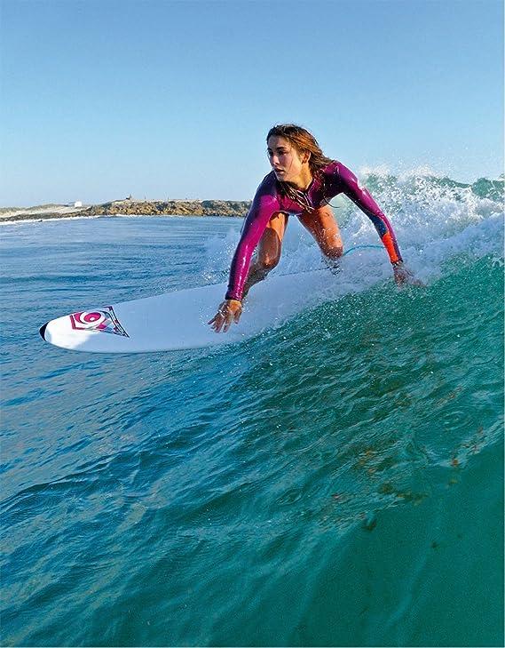 BIC DURA-TEC - Tabla de surf de huevos de Wahine 7 ft, color rosa: Amazon.es: Deportes y aire libre