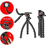 Joby Gorillapod Video Pro 3K - Gorillapod 3K Stand with Fluid 2 Way Head, Sliding Quick Release Plate and Gorillapod Arm for DSLR, CSC/Mirrorless Cameras and Video Cameras up to 3 kg JB01562-BWW