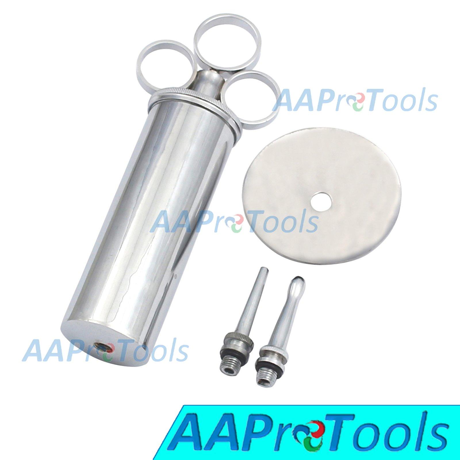 AAProTools Ear Syringe Metal- 4 Oz A+ Quality