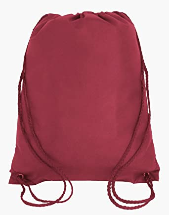 HUOPR5Q Playful Otters Fabric Drawstring Backpack Sport Gym Sack Shoulder Bulk Bag Dance Bag for School Travel