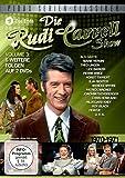 Die Rudi Carrell Show, Vol. 3 / Weitere sechs Folgen der beliebten Unterhaltungs-Show mit vielen Stars von 1970 - 1971 (Pidax Serien-Klassiker) [2 DVDs]