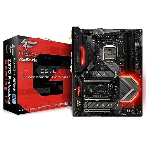 Fatal1ty Z370 Professional Gaming i7 LGA 1151 Socket H4 ATX placa base