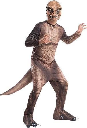 Jurassic World - Disfraz de dinosaurio T-Rex para niños, infantil ...