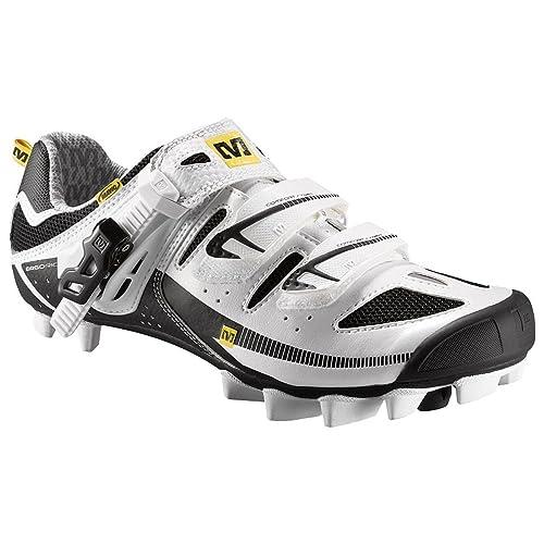 Zapatillas MTB Mavic Scorpio blanco para mujer Talla 37 1/3 2015: Amazon.es: Zapatos y complementos