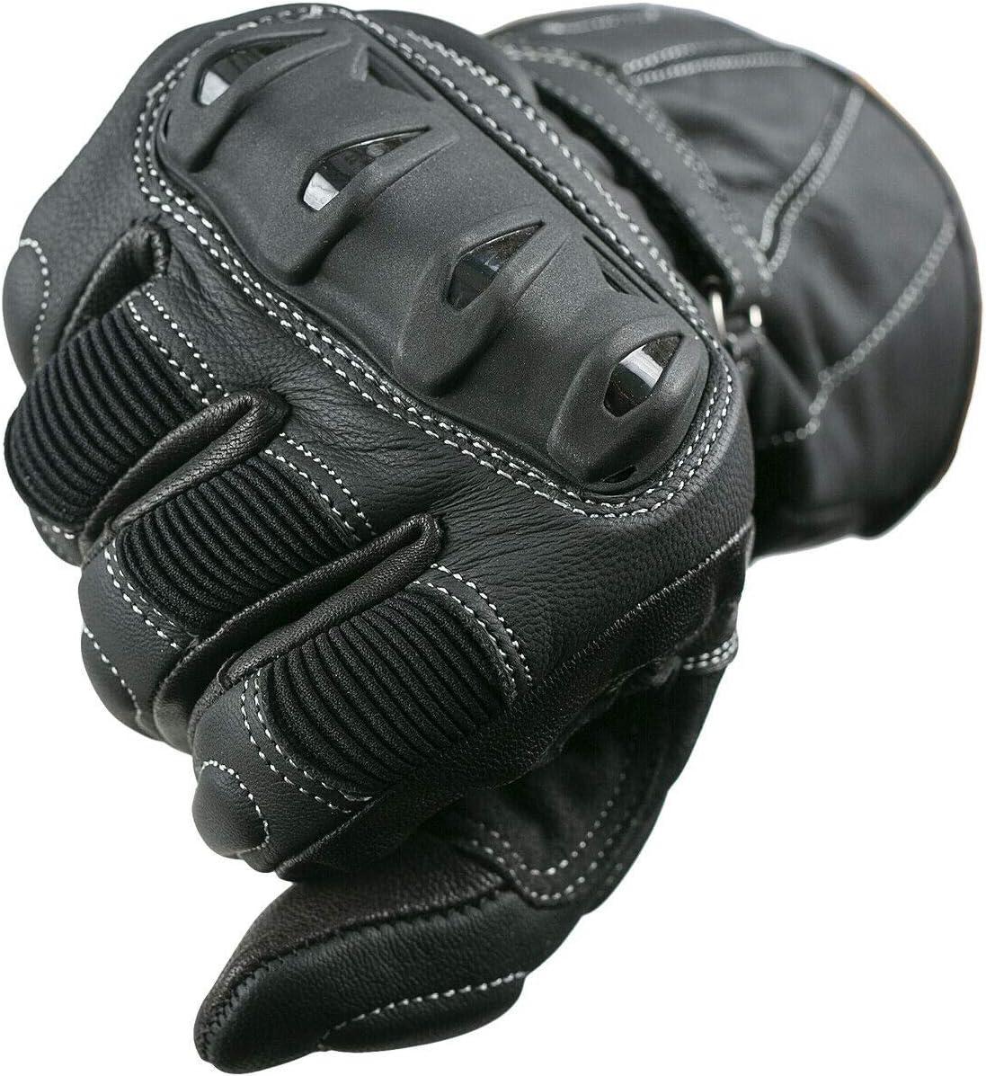 Polaris Leather Touring Gloves