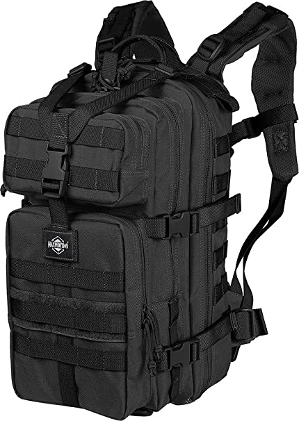 Amazon.com   Maxpedition Falcon-II Backpack (Black)   Tactical ... 688af528e037e