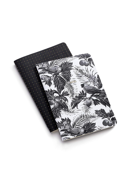 Miquelrius - Pack 2 cuadernos cosidos A5 40 hojas punteadas ...