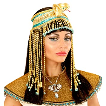 Adorno de Cabeza Egipcio | Tocado de Cleopatra | Diadema Antigua | Banda de Pelo Faraón