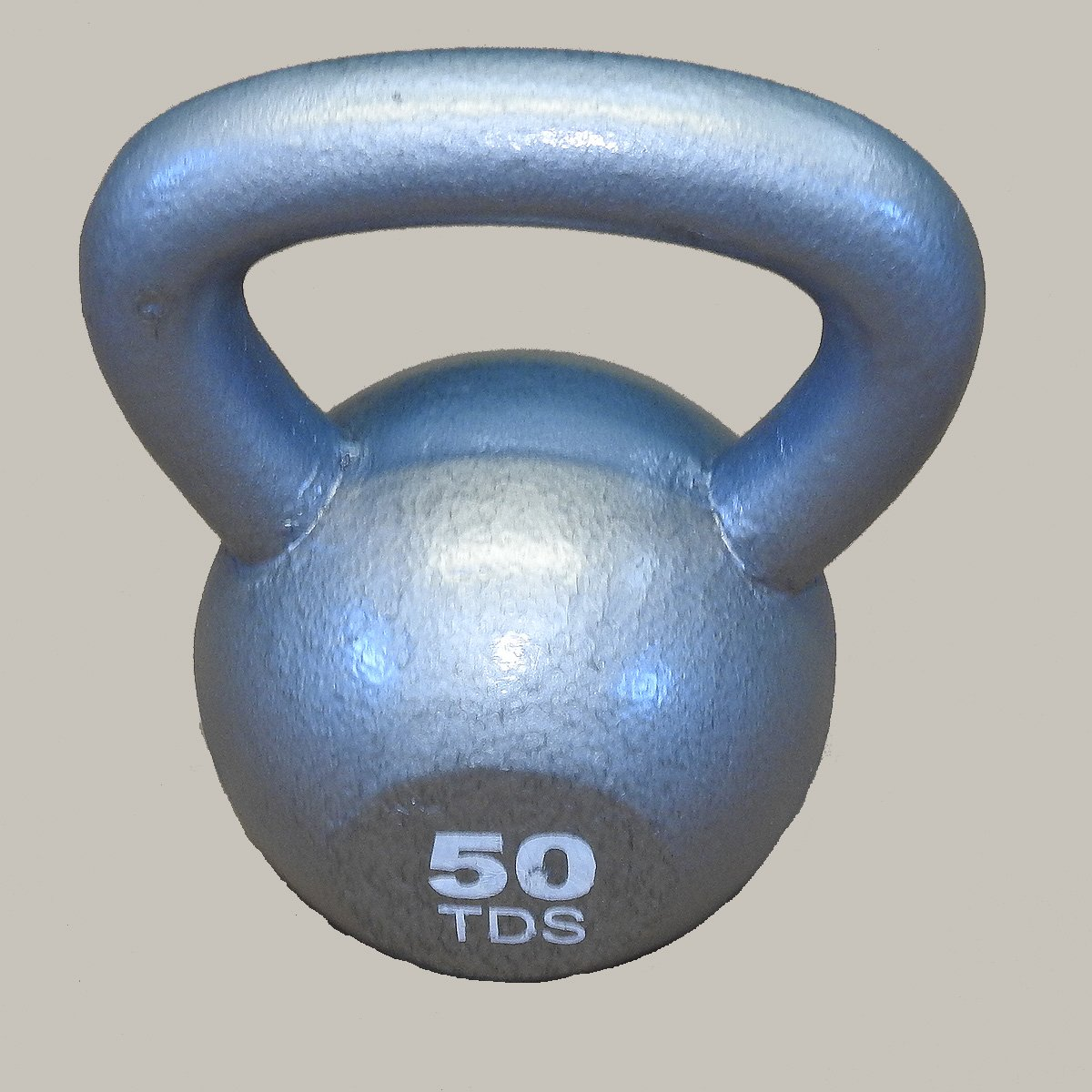 TDS 50 lb. Wide Handle Kettlebell