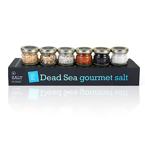 424Salt Gourmet Sea Salt Sampler 6-Pack