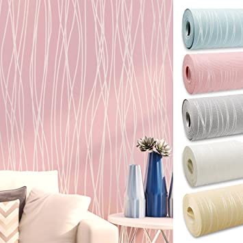 Papier Peint Intisse Grande Largeur.4 Murs 3d Papier Peint Intisse Decoration Pour Tv Mural