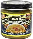Better Than Bouillon Reduced Sodium Chicken Base, 0.88 Pound