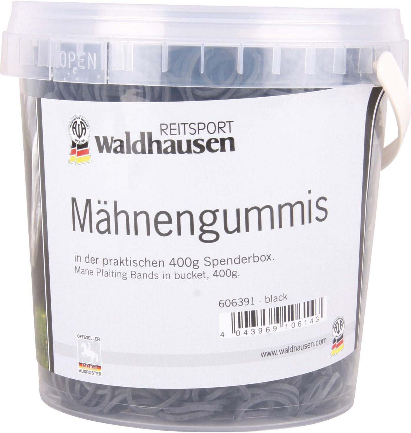 Waldhausen Gomas para crines im Cubo 400 g