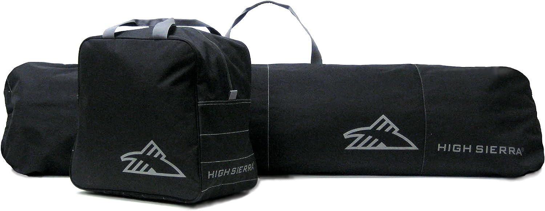 High Sierra Snowboard Sleeve & Boot Bag Combo