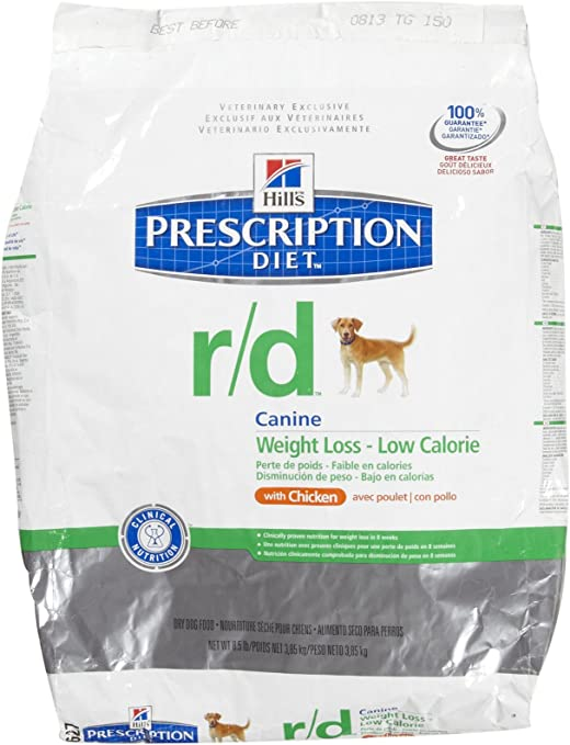 weight loss diet food for dogs