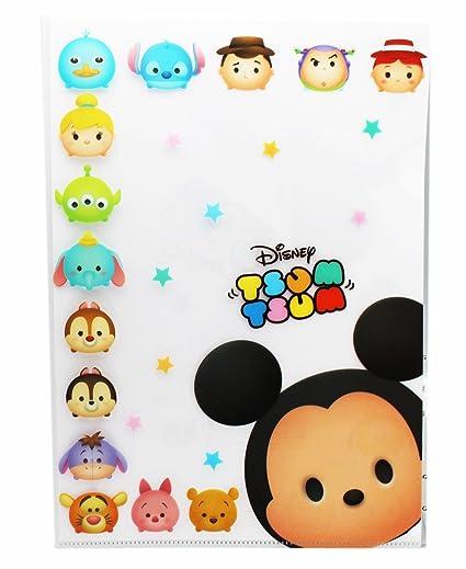 Disney - Peluche Tsum Tsum del bebé Documento de personajes ...
