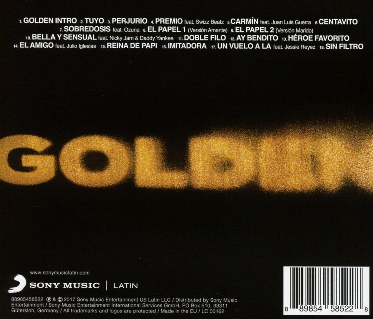 Golden: Romeo Santos, Romeo Santos: Amazon.es: Música