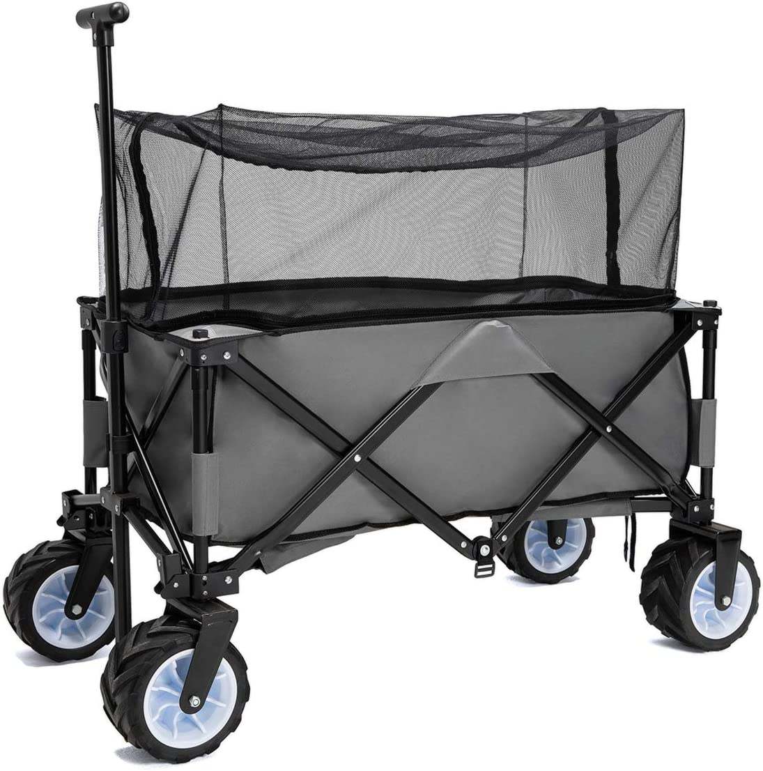 PA Outdoor Utility Foldable Wagon