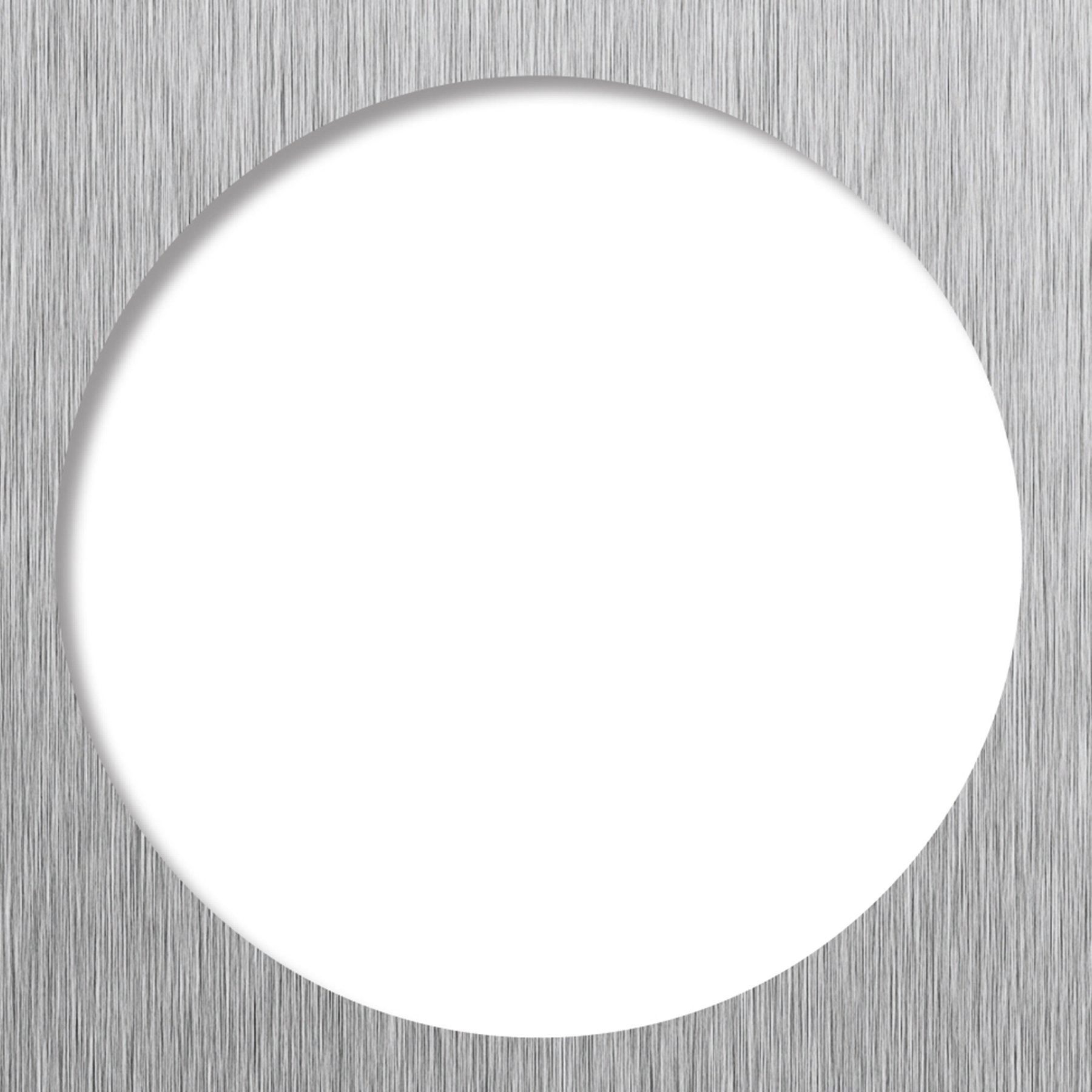 Tile Redi USA DP-SQT-BN Redi Drain with Brushed Nickel Drain with Plate Trim by Tile Redi USA