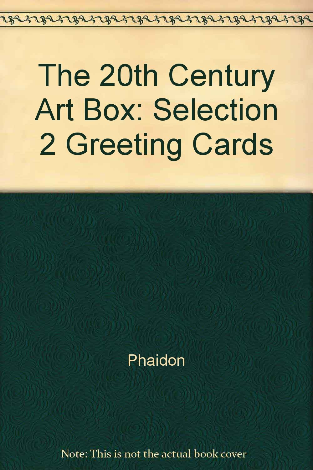 the 20th century art box box 2 art box