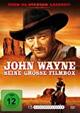 John Wayne - Seine große Filmbox [15 DVDs]