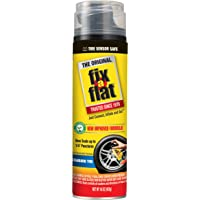 Fix-A-Flat S60420 Aerosol Tire Inflator with Eco-Friendly Formula, 16 oz.