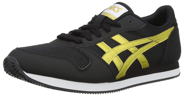 Asics Curreo II, Zapatillas de Running para Hombre 44 EU|Negro (Black/Rich Gold 002)