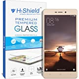 "HTShield (2.5D Round Edge) Premium Tempered Glass For Xiaomi Redmi 3S Prime / Xiaomi Redmi 3S / 3S Plus (5.0"" Inch Display)"