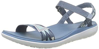 2426fabbc8e1 Teva Women s Terra-Float Nova Sports and Outdoor Lifestyle Sandal ...