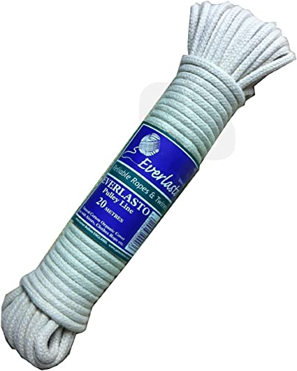 EVERLASTO Natural Cotton Pulley - Eco-Friendy