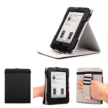 Mulbess - TrekStor eBook Reader 4 ink 4.0 Stand Funda Cover ...