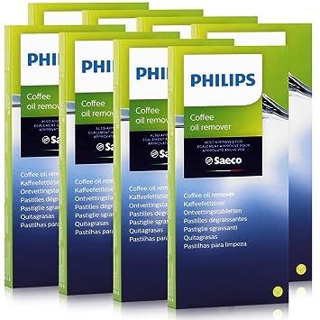 Philips Saeco CA6704/10 kaffeefettlöser – 6 pastillas de 1,6 g (8