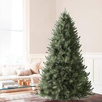 Balsam Hill Christmas Tree.Balsam Hill Vermont White Spruce Premium Artificial Christmas Tree 9 Feet Unlit